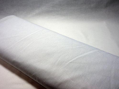 Witte jeansstof (prijs per 25 cm)