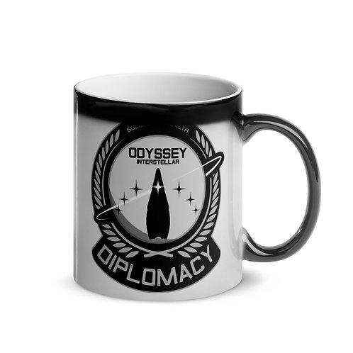Diplomacy Director Magic Mug