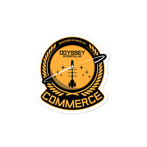 Commerce Executive Sticker
