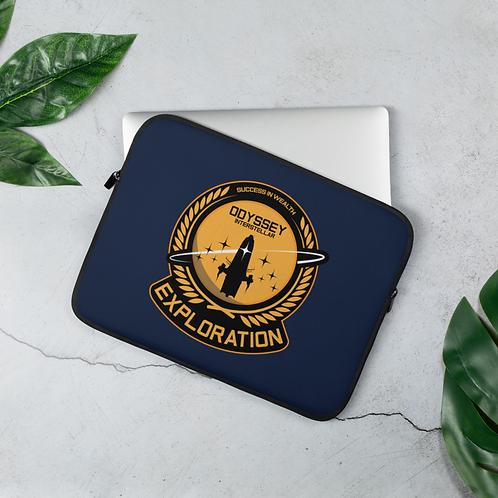 Exploration Executive Laptop Sleeve