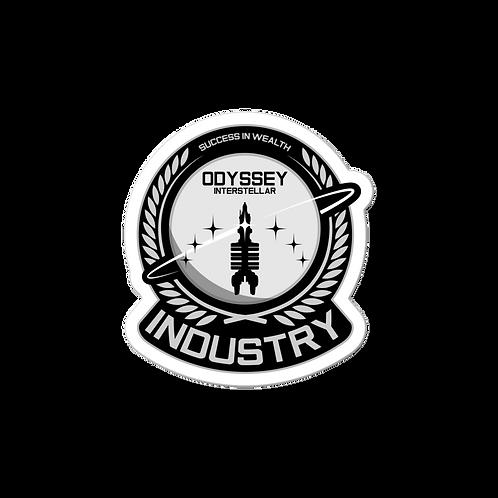 Industry Director Sticker