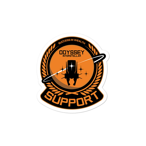 PUBLISH - Support Chief Sticker
