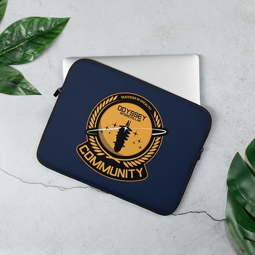Community Executive Laptop Sleeve