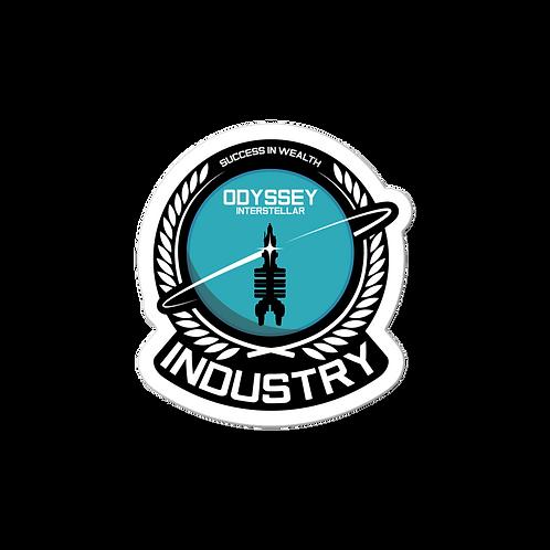Industry Base Sticker