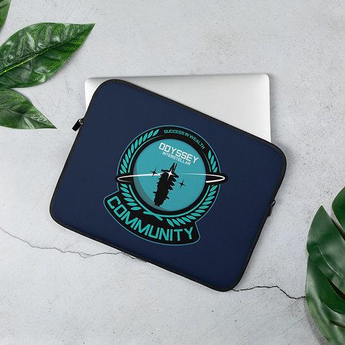 Community Senior Laptop Sleeve