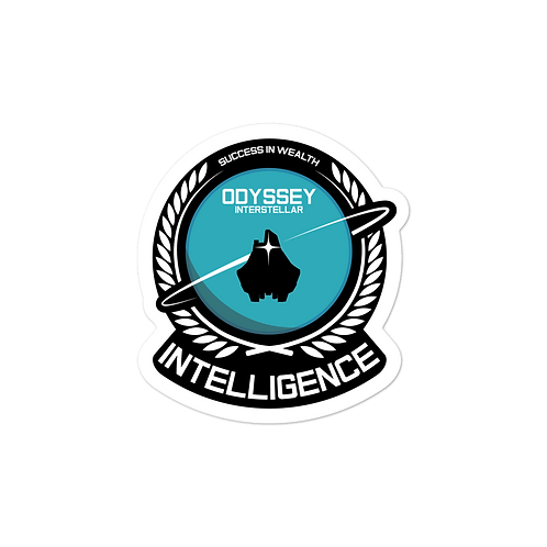 Intelligence Base Sticker