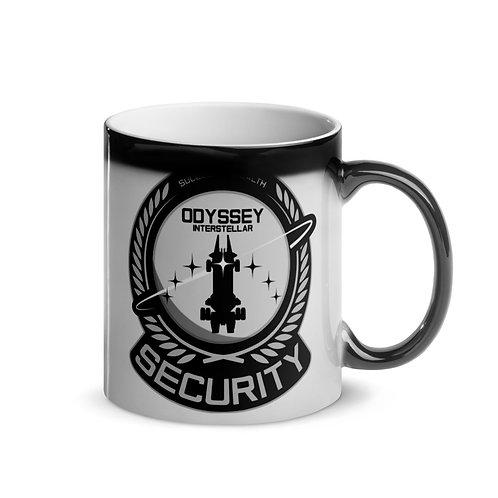 Security Director Magic Mug