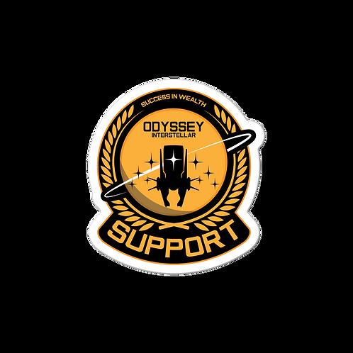 PUBLISH - Support Executive Sticker