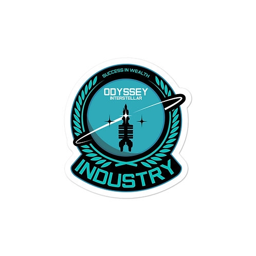 Industry Senior Sticker