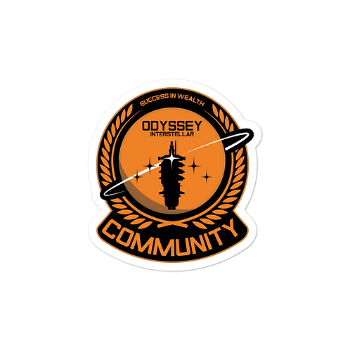 Community Chief Sticker