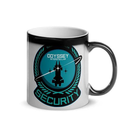 Security Senior Magic Mug