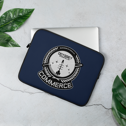 Commerce Director Laptop Sleeve