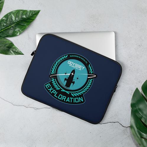 Exploration Senior Laptop Sleeve