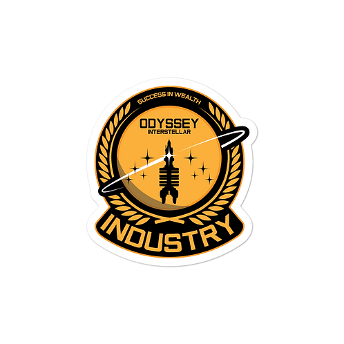 Industry Executive Sticker