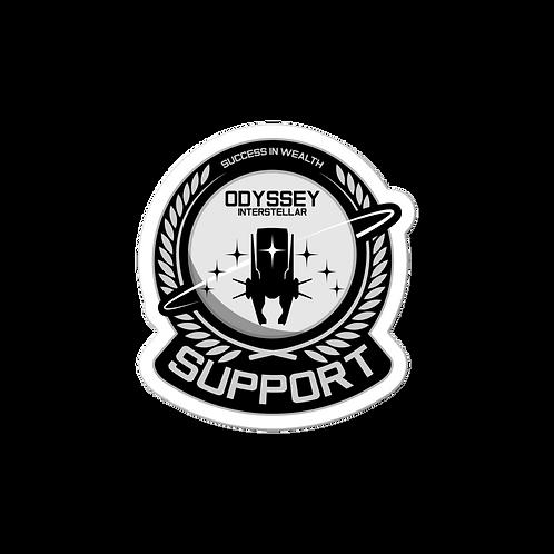 PUBLISH - Support Director Sticker