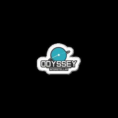 Odyssey Interstellar Sticker