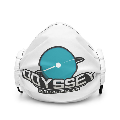 Odyssey Interstellar Premium face mask