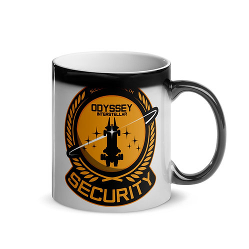 Security Executive Magic Mug