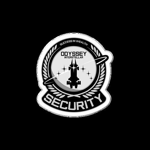 Security Director Sticker