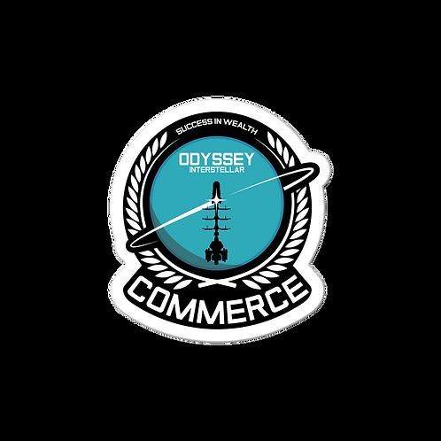 Commerce Base Sticker
