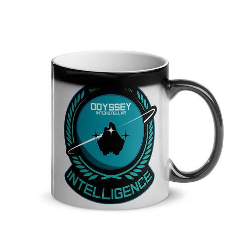Intelligence Senior Magic Mug