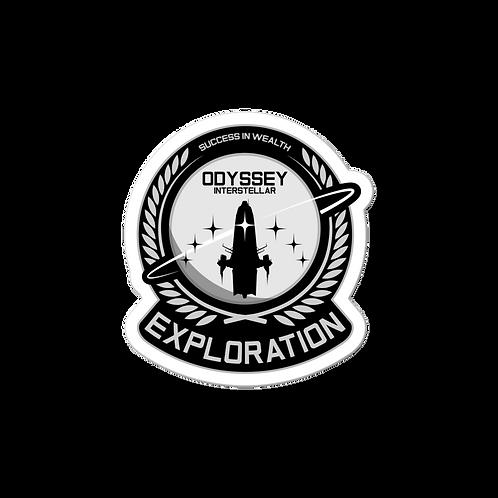 Exploration Director Sticker