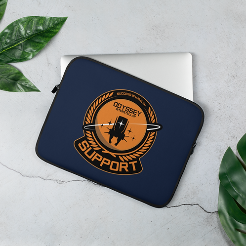 Support Chief Laptop Sleeve