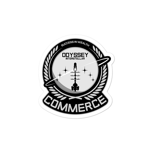 Commerce Director Sticker
