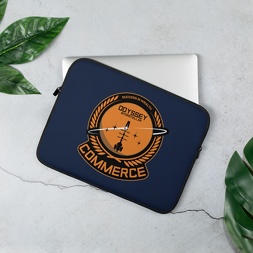 Commerce Chief Laptop Sleeve