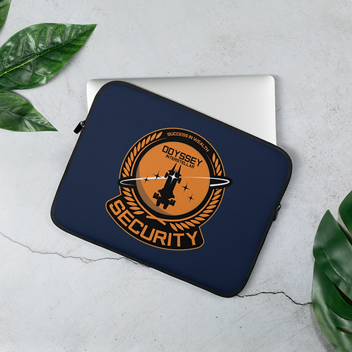 Security Chief Laptop Sleeve