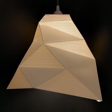 Lampe Facettes n°5