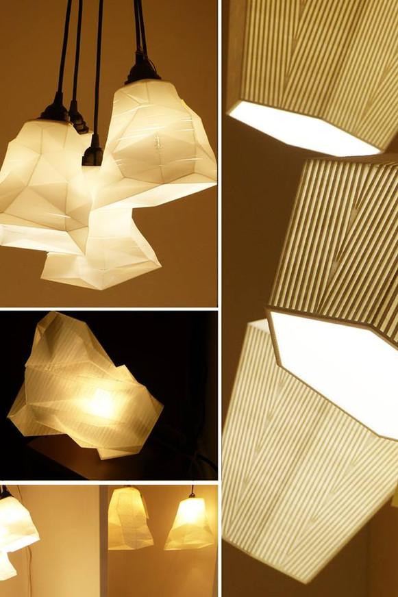 Luminaires 3D
