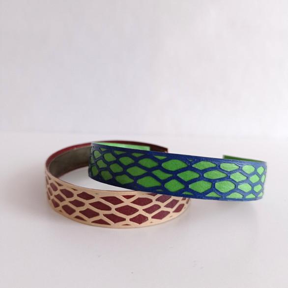 Bracelets Serpents