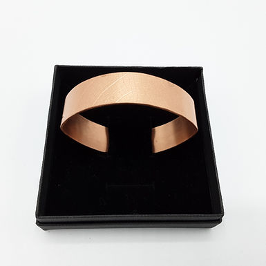 Bracelet cuivre large