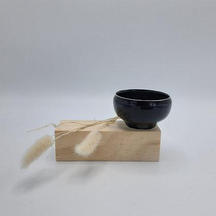 Tasse noir temmoku