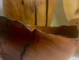 Tournage sur bois création