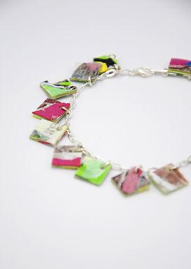Mini carrés bracelet