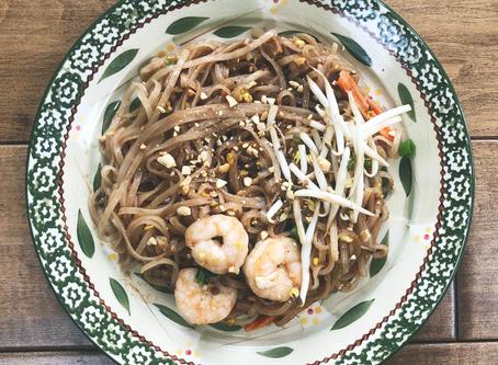 PSU Eats: Cozy Thai Bistro's Pad Thai Copycat