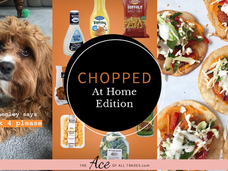 We Attempted At-Home Chopped and This Is What Happened