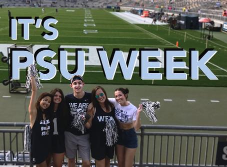 It's Penn State Week, Kiddos!