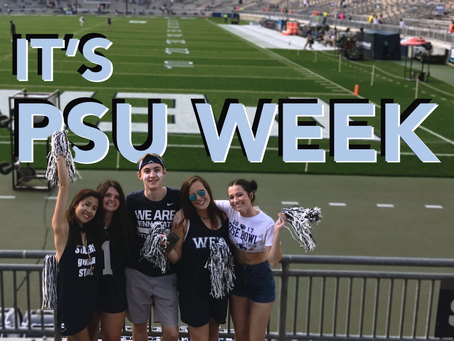 It's Penn State Week, Kiddos!
