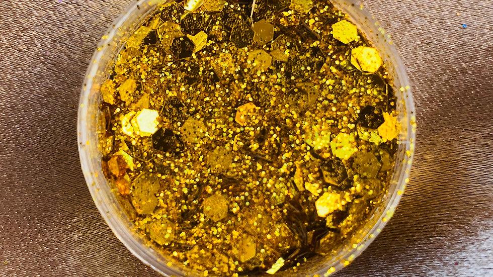 Golddigger Medium Fine Glitter