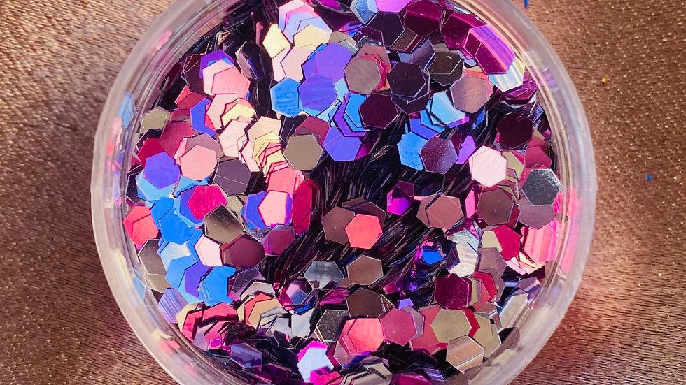 Barbie Chunky Glitter