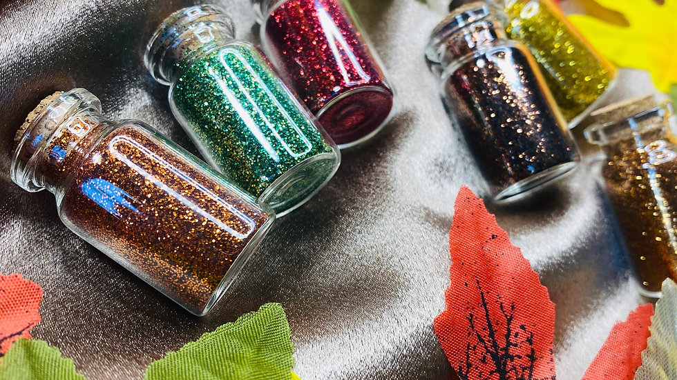 Fall Glitter Collection