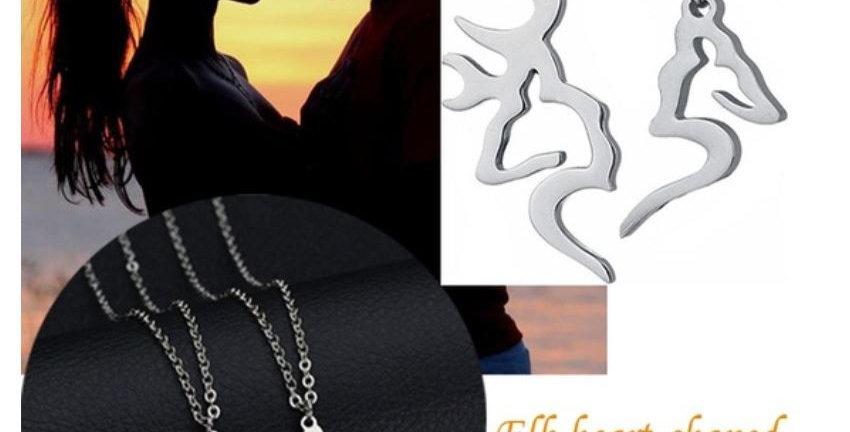 Matching Elk Jewelry