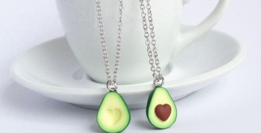 Cute Avocado Jewelry