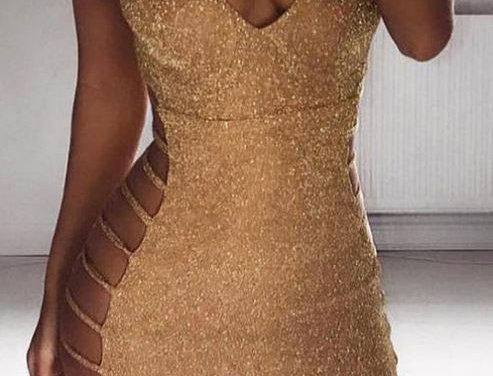 Sling Strap Dress