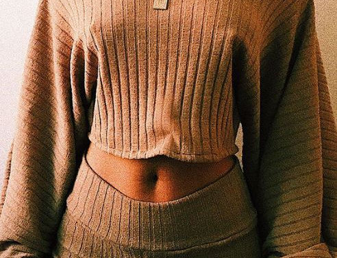 Loose Brown Sweater