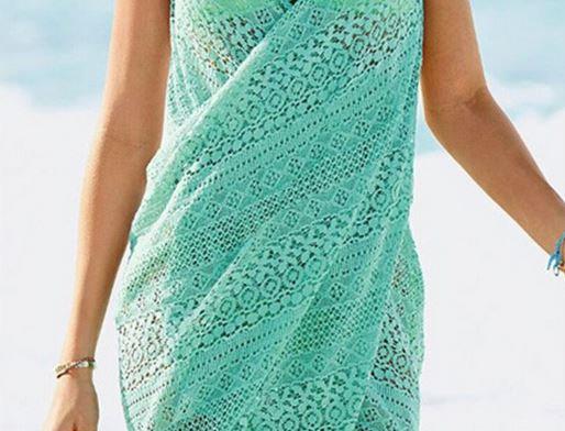 Lace Sling Dress