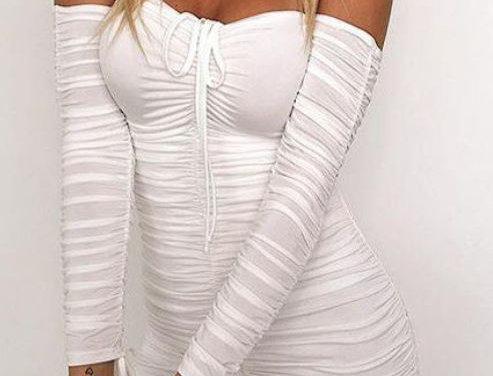 Strappy Little Dress